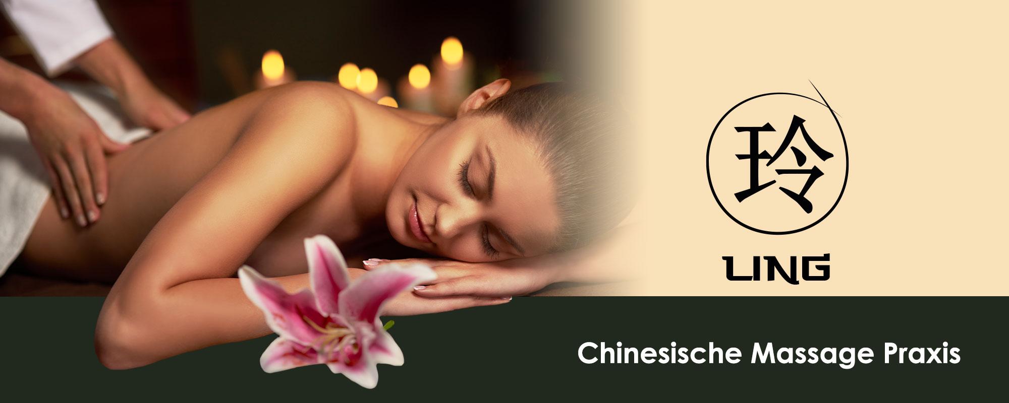 China Massage Köln Banner